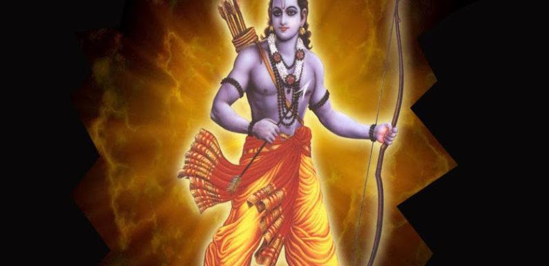 गोरखपुर : मर्यादा पुरुषोत्तम प्रभु श्रीराम जी की भव्य शोभायात्रा आज
