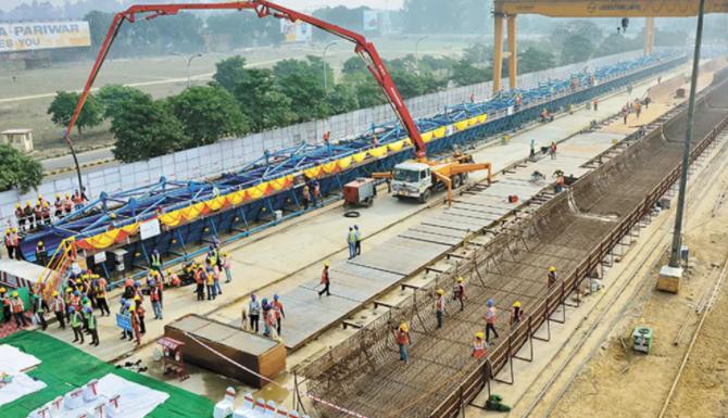2022 से जनता के लिए खुलेगा कानपुर मेट्रो प्रायॉरिटी कॉरिडोर
