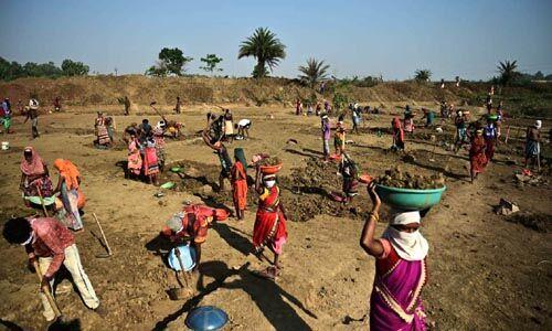 उत्तर प्रदेश मनरेगा के लक्ष्य में 5 करोड़ मानव दिवस की बढ़ोत्तरी