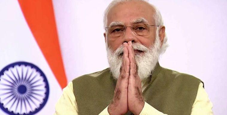 पीएम मोदी ने यूपी को दी 2,691 करोड़ रुपये की वित्तीय सौगात