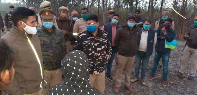बरेली : किसान धर्मपाल गंगवार को पेड़ से बांधकर जिंदा फूंका