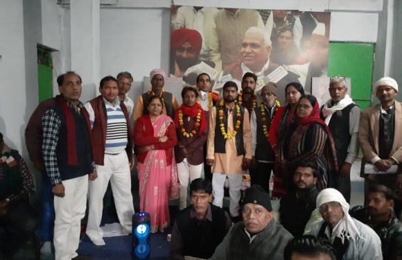 झाँसी : जन अधिकार पार्टी की जिला कार्यकारिणी की बैठक संपन्न
