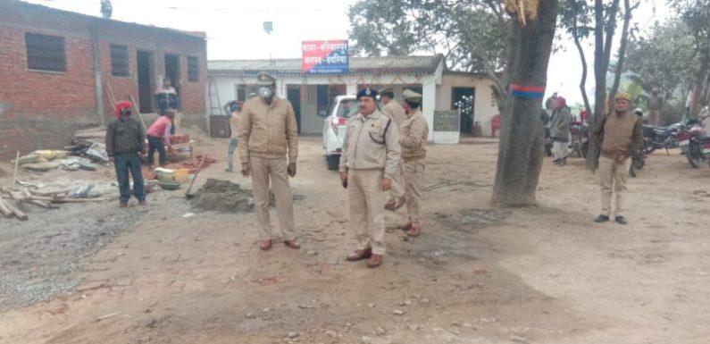 देवरिया : पुलिस अधीक्षक ने किया थाना बरियारपुर का निरीक्षण