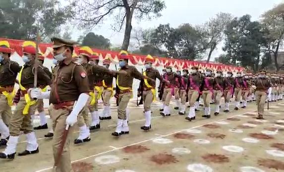 अमेठी : 72 वें गणतंत्र दिवस पर देशभक्ति से ओतप्रोत रंगारंग कार्यक्रम हुए प्रस्तुत