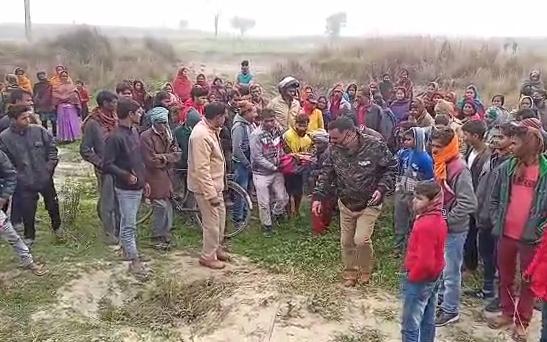 बलरामपुर : दलित लड़की की किडनैपिंग, गैंगरेप और हत्या