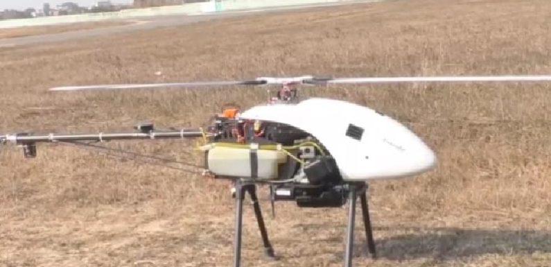 कानपुर आईआईटी : लाइटवेट हेलीकॉप्टर विभ्रम का एडवांस वर्जन किया गया तैयार