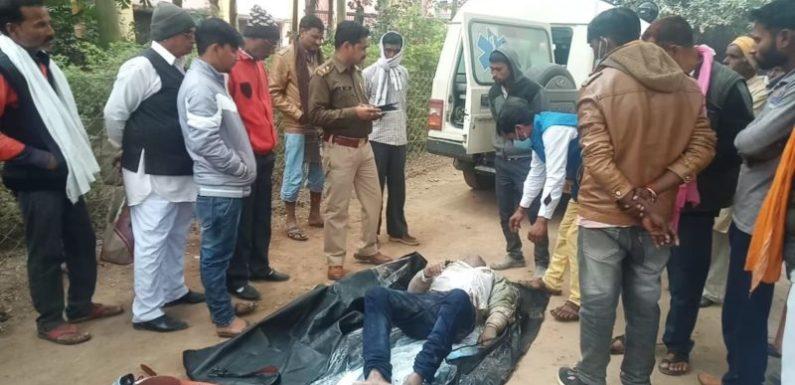 झांसी : चारपहिया वाहन नदी में गिरा, चालक सहित दो लोगों की मौत