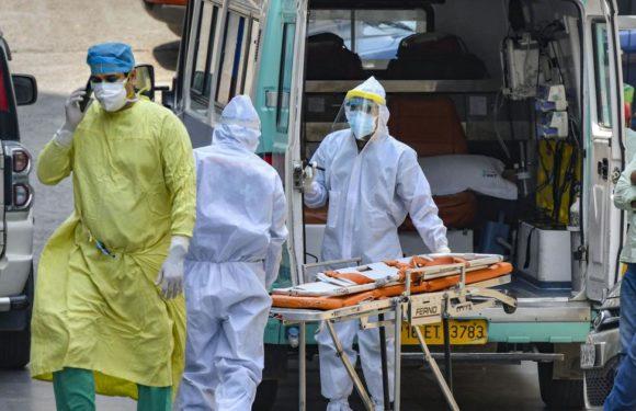 देश में फिर कोरोना दिखा रहा असर: पिछले 24 घंटे में 23,285 नए मामले, 117 मौतें