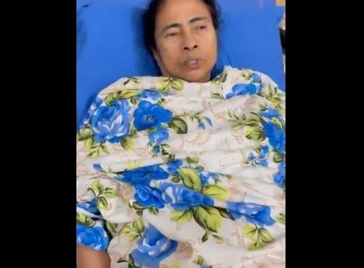अस्पताल से ममता ने भरी हुंकार, कहा- 'व्हीलचेयर पर करूंगी प्रचार'