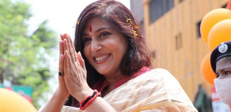 बंगाल की अवाम भाजपा को सत्ता सौंपेगी: वैशाली डालमिया