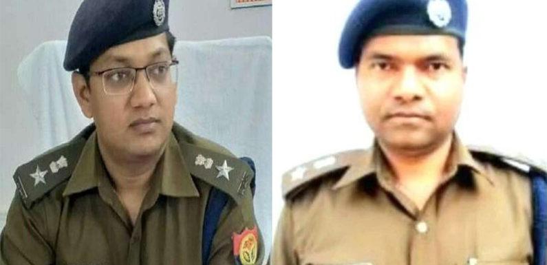 बड़ा फेरबदल: UP में 7 IPS अफसरों का तबादला, अमित कुमार और विक्रांत वीर बने DCP