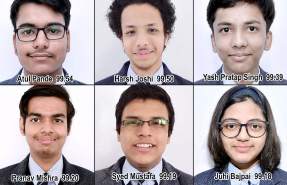 JEE MAIN परीक्षा के द्वितीय चरण में CMS छात्रों का कमाल