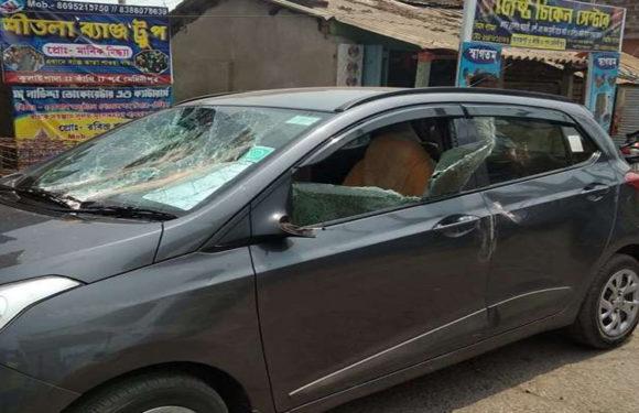 Bengal Election: शुभेंदु अधिकारी के भाई की गाड़ी पर हमला, TMC पर आरोप, कई जगह हिंसा