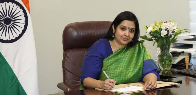 लखनऊ के CMS की छात्रा ने बढ़ाया लखनऊ का मान, कनाडा में शीर्ष राजनयिक पद पर दे रहीं सेवाएं