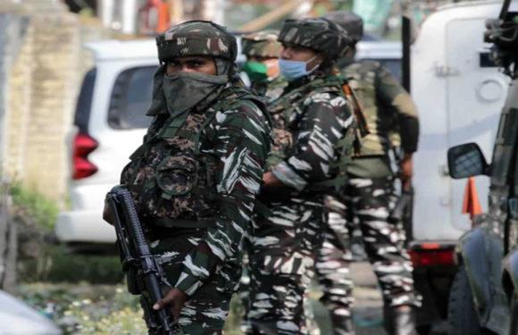 जम्मू-कश्मीर: CRPF पार्टी पर आंतकवादी हमला, दो जवान शहीद