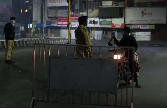 गुजरात में कोरोना से हाहाकार, अहमदाबाद-सूरत समेत इन चार शहरों में लगा नाइट कर्फ्यू