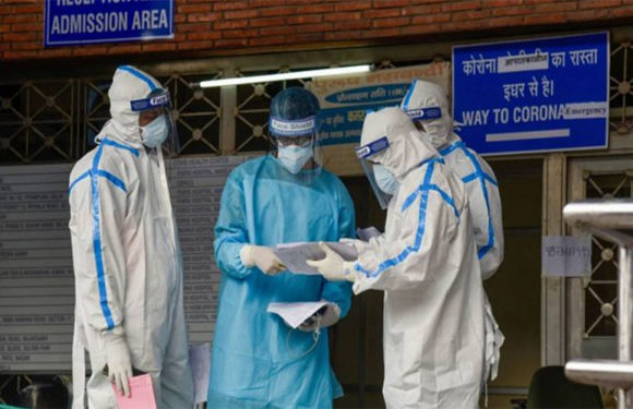 दिल्ली में कोरोना बेकाबू, पिछले 24 घंटे में 3567 नए मामले, 10 की मौत