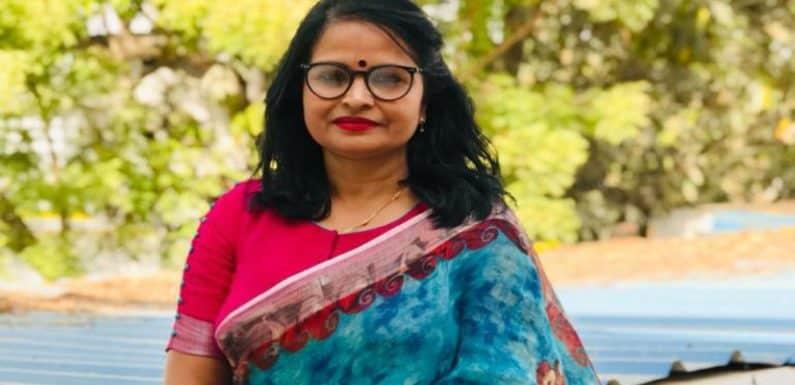 परसपुर ब्लॉक प्रमुखी के लिए चुनावी मैदान में उतरी आशा सिंह दिग्गजों का मिला समर्थन