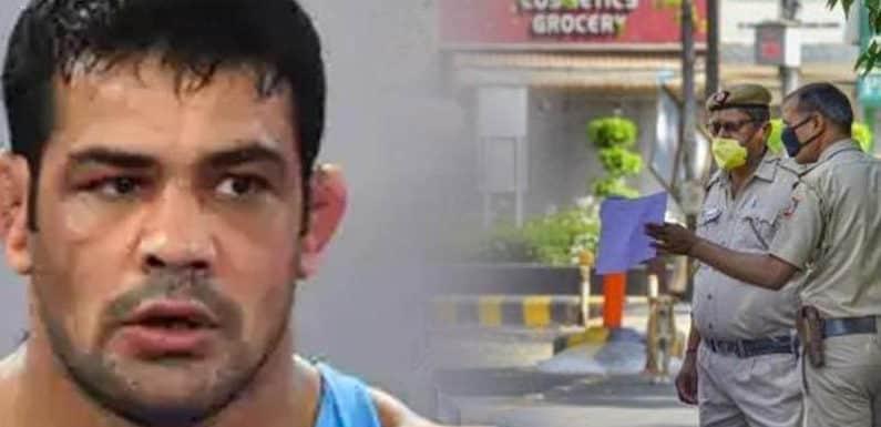 सुशील कुमार के खिलाफ दिल्ली पुलिस ने LOC यानी लुक आउट सर्कुलर जारी किया