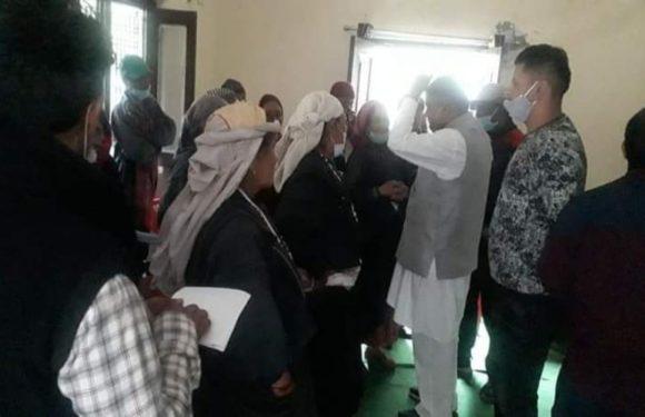 रैंणी गांव में गौरा देवी का भव्य स्मारक बनेगा विधायक महेंद्र भट्ट