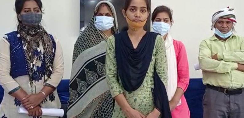 हत्या आरोपियो की गिरफ्तारी के लिए पीड़ित परिवार ने मुख्यमंत्री से लगाई गुहार