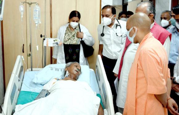 UP के पूर्व सीएम कल्याण सिंह की हालत नाजुक, PGI किया गया शिफ्ट