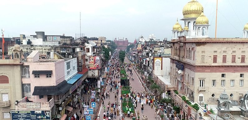 दिल्ली का प्रमुख पर्यटन स्थल बना चांदनी चौक, जानिए ऐसा क्या है खास