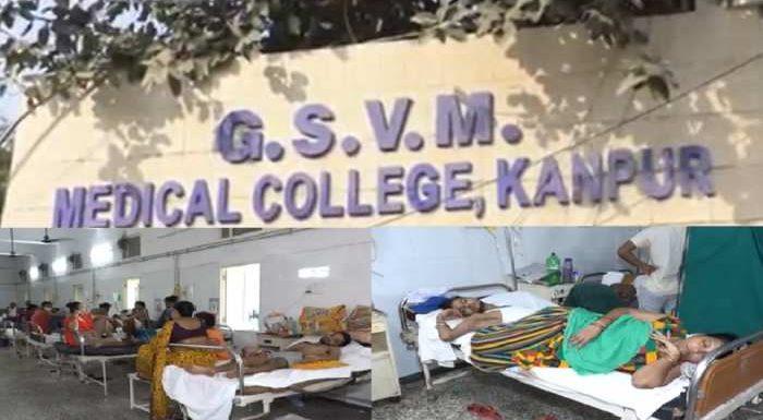 कानपुर में बुखार से 18 की मौत, डर के कारण घर छोड़ने लगे लोग