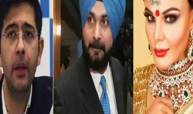 पंजाब की राजनीति के राखी सावंत हैं नवजोत सिंह सिद्धू: राघव चड्ढा