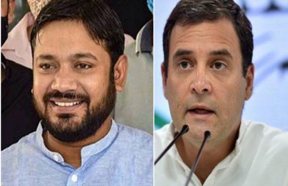 जल्द ही कांग्रेस पार्टी में शामिल होंगे कन्हैया कुमार