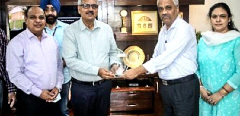 तीस्ता-V पावर स्टेशन 'ब्लू प्लेनेट पुरस्कार' से सम्मानित