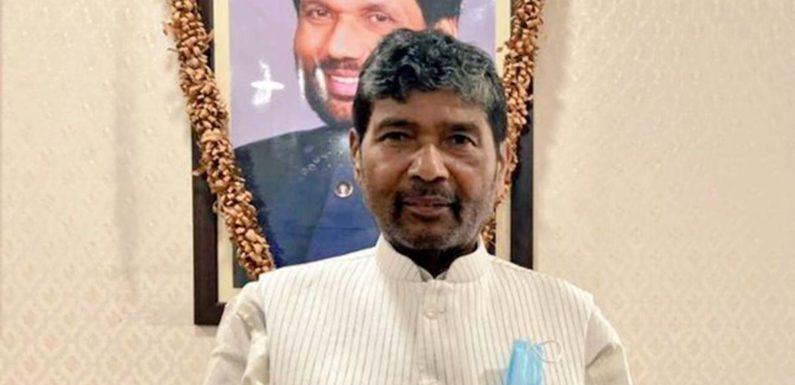 दिवंगत दलित नेता रामविलास पासवान को भारत रत्न देने की सिफारिश